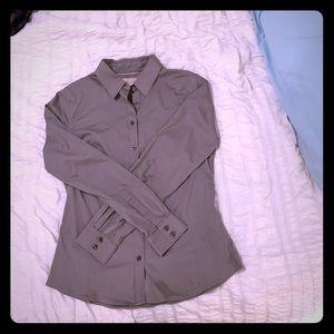Banana Republic button down blouse Size 8